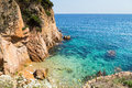 Costa Brava Royalty Free Stock Photo
