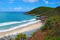 Costa de Queensland Foto de Stock Royalty Free
