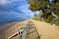 Costa del Sol Promenade Royalty Free Stock Photo