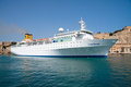 Costa Marina cruise ship Royalty Free Stock Photography