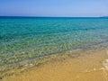 Costa Rei, Sardinia Royalty Free Stock Photo
