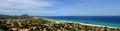 Costa Rei-Sardinia Royalty Free Stock Photo