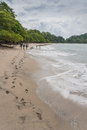 Costa Rica beach Royalty Free Stock Images
