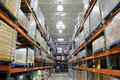 stock image of  Costco store interior