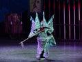 Costume of Beijing Opera Royalty Free Stock Photo