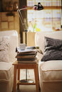 Cosy living room Royalty Free Stock Photo
