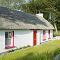 Cottage, Ireland Stock Photography