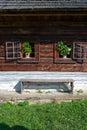 Cottage from Nolcovo - Museum of the Slovak Village, Jahodnícke háje, Martin, Slovakia