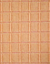 Cotton brown background texture Stock Images