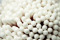 Cotton buds Stock Images