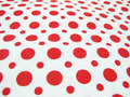 Cotton Fabric Stock Photo
