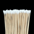 Cotton swabs isolated Stock Photos