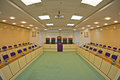 Council Chamber Royalty Free Stock Photo