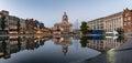 The Council House , Old Market Square, Nottingham, England, UK Royalty Free Stock Photo