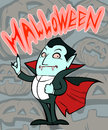 Count Dracula Stock Photography