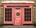 Countdown to Christmas Royalty Free Stock Photo