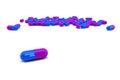Counterfeit Drugs Royalty Free Stock Photo