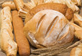 Country bread Royalty Free Stock Photo