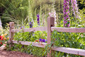 Country Fence Royalty Free Stock Photography