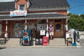 Country General Store Clayton Ontario Canada Stock Image