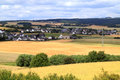 Country life and villages in germany Royalty Free Stock Image