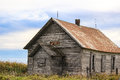 Country Schoolhouse Royalty Free Stock Photo