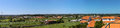 Country side panorama Royalty Free Stock Photo