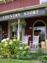 Country Store Royalty Free Stock Photo