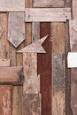 Country style rustic wood background many Stock Photos