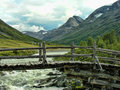 Countryside of Norway Royalty Free Stock Images