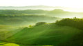 Countryside san quirico d orcia tuscany italy Stock Photo