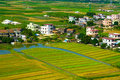 Countryside in southern china landscape guangdong zhongshan Stock Images