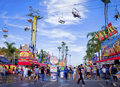 County Fair, San Diego California Royalty Free Stock Photo
