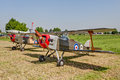 Couple of Boredom Fighter aircraft Royalty Free Stock Photo