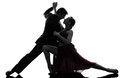 Couple Man Woman Ballroom Danc...