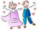 Couple & wedding