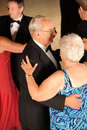 Couples ballroom dancing Stock Image