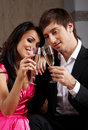 Couples fascinants Photo stock