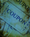 Coupon Stock Images
