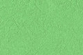 Couro artificial kelly green crumpled texture sample de eco Fotografia de Stock