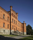 Court of Appeal in Vaasa. Finland Royalty Free Stock Photo