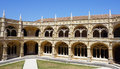 Court Of Jeronimos Architecture