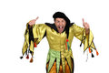 Court jester Royalty Free Stock Photo