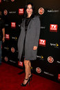 Courteney cox arriving at the tv guide hot list party sls hotel los angeles ca november Stock Image