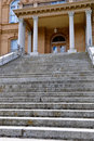 Courthouse Steps Stock Image