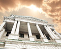 Courthouse Royalty Free Stock Photo