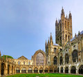 Courtyard of Canterbury Cathedral