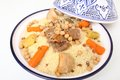 Couscous and Tagine Royalty Free Stock Image