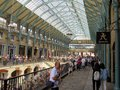 Covent graden london the garden market in uk Royalty Free Stock Photography