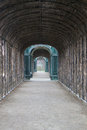 Covered Passage - Vienna Royalty Free Stock Photo
